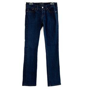 Seven7 blue straight leg jeans